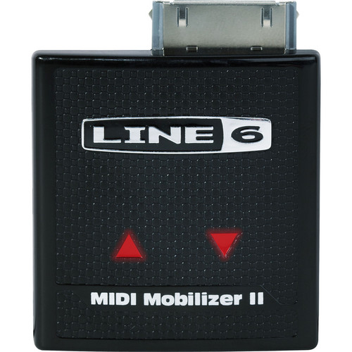Line 6 MIDI Mobilizer II - MIDI Interface for Apple iOS Devices