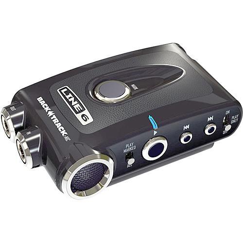 Line 6 BackTrack + Mic - USB Smart Recording Device