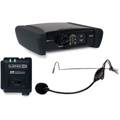Line 6 XD-V30HS Digital Wireless Bodypack System with Headset Microphone