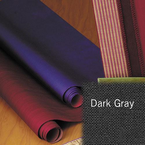 """Lineco Dark Gray Superior Bookcloth 3-Pack (17x26"""")"""