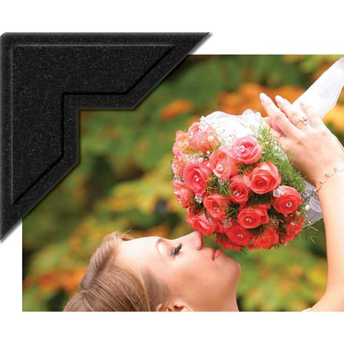 """Lineco 1/2"""" Self-Adhesive Photo Corners (Black, 252 Corners)"""