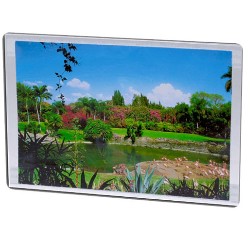 "Lineco Self-Sealing Photo / Art Bag (5 x 7"", 10-Pack)"
