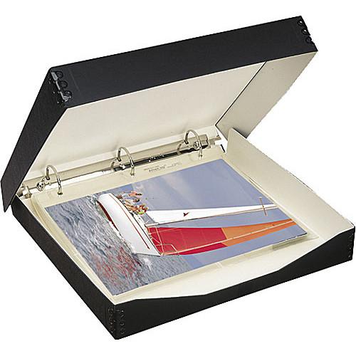 "Lineco Boxbinder - 12.25 x 11.75 x 2"" (Black)"