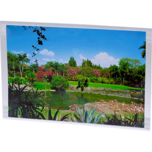 """Lineco Photo Mounting Sleeve for 4x6"""" Prints (25-Pack)"""