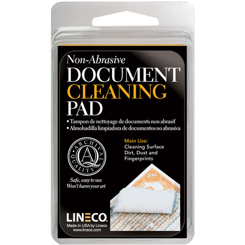 "Lineco Document Cleaning Pad (2.0x3.0"")"
