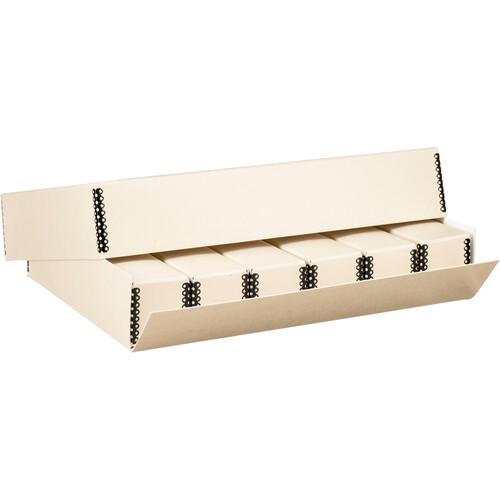 Lineco Archival Slide Storage Master Box With 6 Slide Storage Boxes