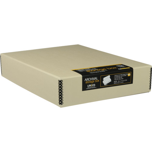 Lineco Archival Slide Storage Master Box