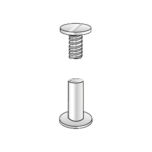 "Lineco Screw Posts (0.5"", 3-Pack)"