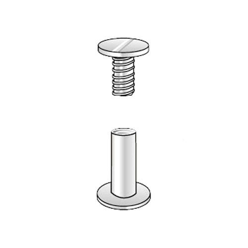 "Lineco Screw Posts (1"", 3-Pack)"