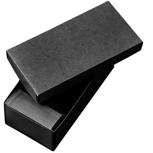 Lineco Short Lid Negative/Print Envelope Boxes (Black)