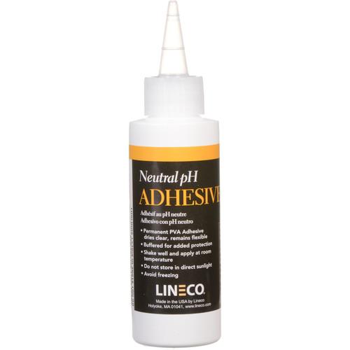 Lineco White Neutral pH Adhesive (4 oz)