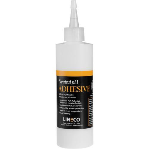 Lineco White Neutral pH Adhesive (8 oz)