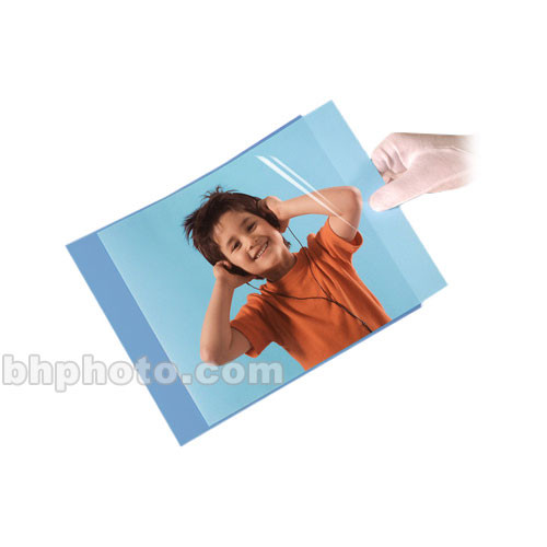 "Lineco Polypropylene Sleeve - 5 x 7"" - Clear - Sealed"