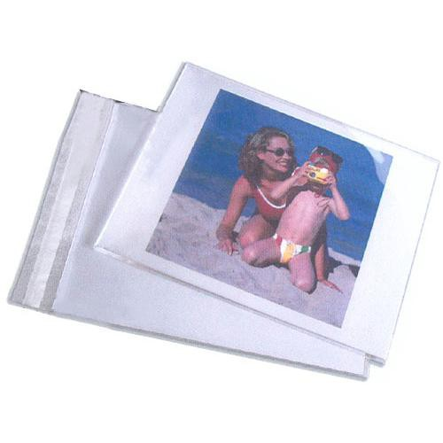 "Lineco Polypropylene Resealable Envelope (17 x 22"", 25-Pack)"