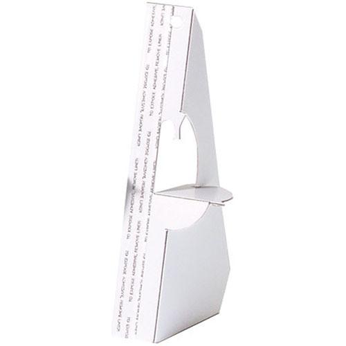 """Lineco Easel Backs, 7"""" 25 Pack, (White)"""