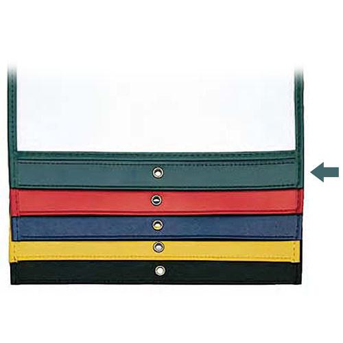 "Lineco Polypropylene Job Jacket (13.75 x 19.5"", Green, 25 Pack)"