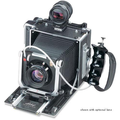 """Linhof 4x5 Master Technika """"Classic"""" Rangefinder Metal Field Camera"""