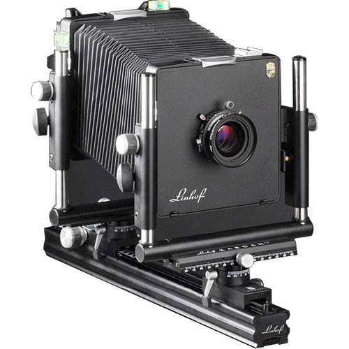 Linhof Kardan RE View Camera with Rail