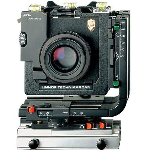 Linhof 6x9cm Technikardan 23S Camera