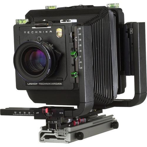 Linhof 4x5 Technikardan 45s Camera