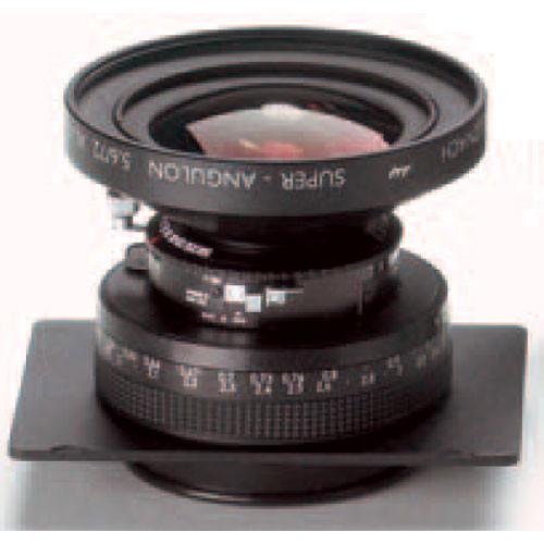 Linhof 617s III Lens Unit - Schneider 72mm f/5.6 Super Angulon XL