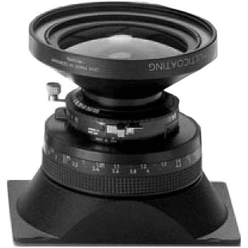 Linhof 617s III Lens Unit in Focusing Mount - Schneider 90mm f/5.6 Super Angulon XL for use with a Shift Adapter