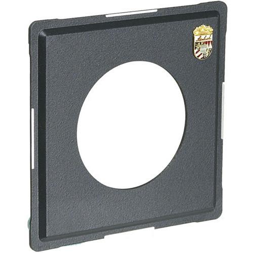 Linhof Flat Lensboard for #3 Sized Shutters