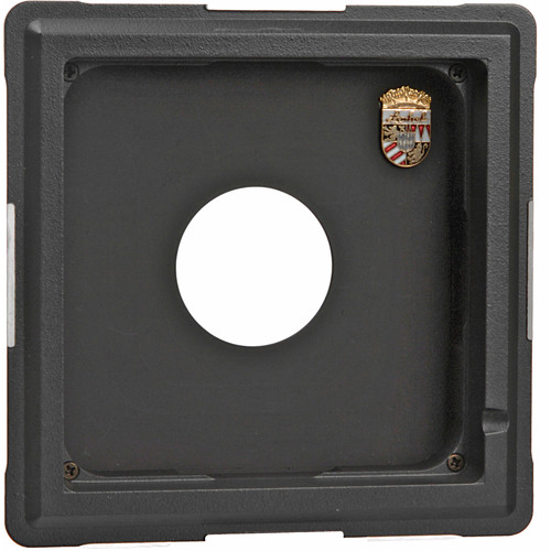 Linhof 3x Recessed #0 Lensboard for Linhof M679 Series