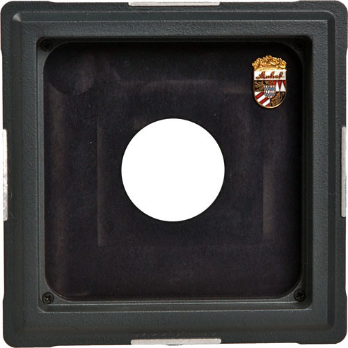 Linhof Double Recessed Lensboard f/ M 679cs w/ #0 Shutters