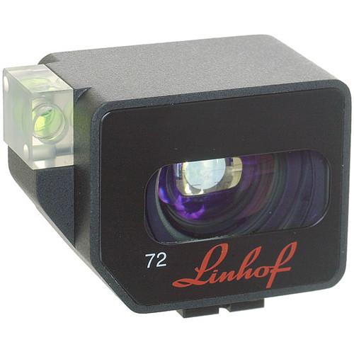 Linhof Technorama Viewfinder for Technorama Super-Angulon XL 72mm f/5.6 Lens Unit