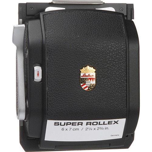 Linhof 45 Super Rollex Film Back 6x7cm for 4x5 Cameras