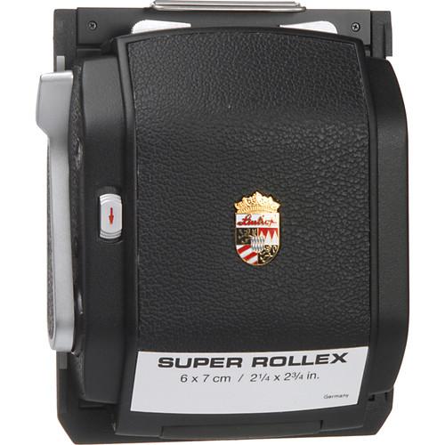 Linhof 45 Super Rollex Film Back 6x7cm for 4x5 Cameras
