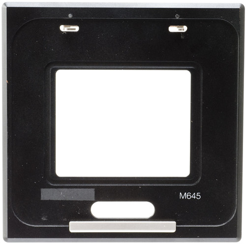 Linhof Mamiya 645 Type Back Adapter for Linhof M679 or M679cs