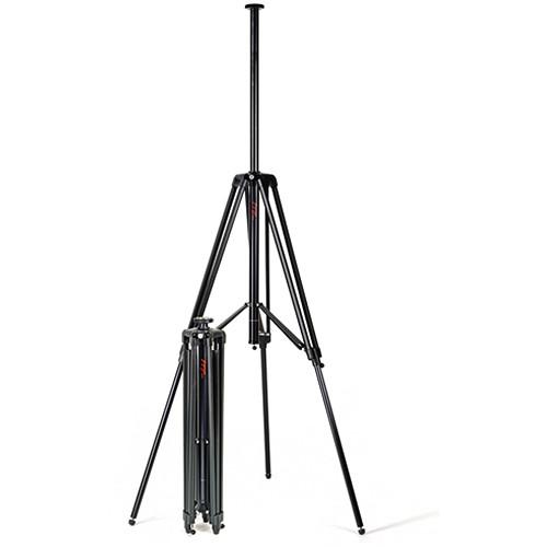 Linhof Twin Shank Expert Tripod - Supports 27.00 lbs (12.25 kg)