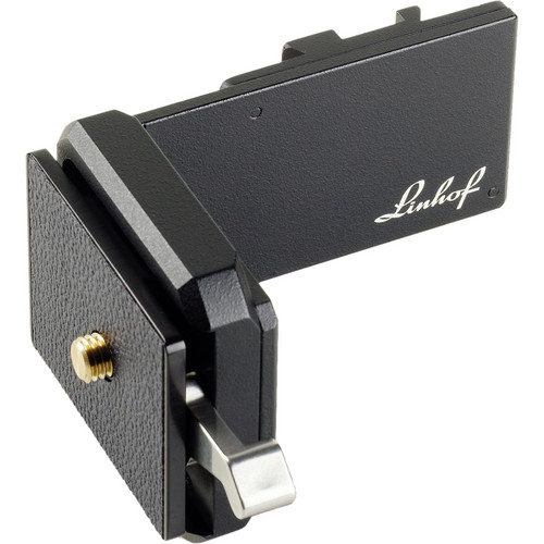 Linhof Right-Angle Adapter with Quickfix I
