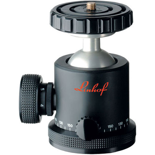 Linhof Profi-III Ballhead (77mm Base/Top)