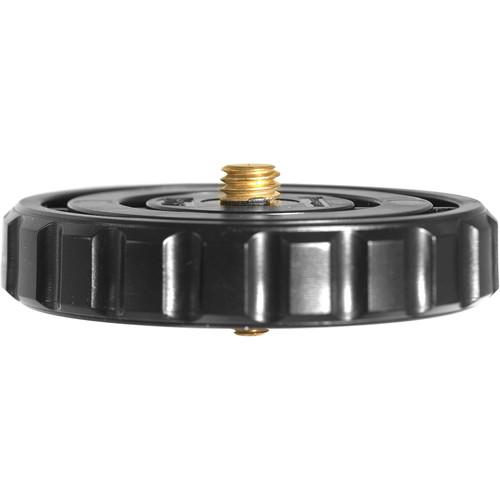 Linhof 77mm Large Dual Thread Top Plate