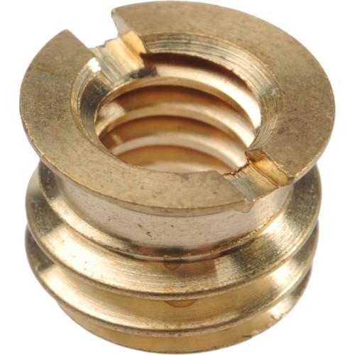 "Linhof 3/8""-16 to 1/4""-20 Brass Bushing"