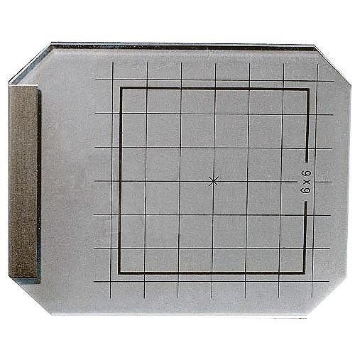 Linhof M679 Groundglass Focusing Screen with 6x6cm Scoring