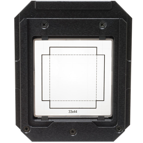 Linhof 33x44mm Format Ground Glass for Linhof M679 with Interchangeable Ground Glass Back
