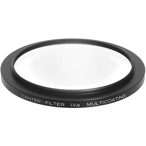 Linhof 95mm Center Filter for 617s III Camera with 90mm f/5.6 Lens Unit