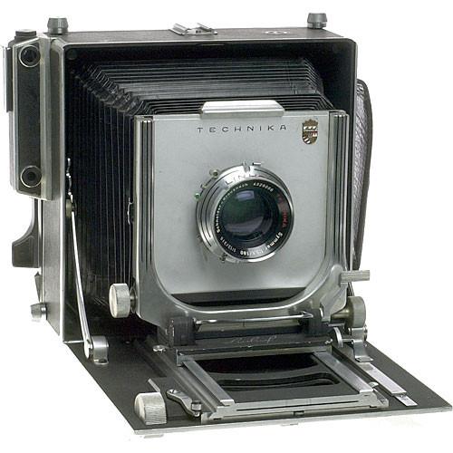 Linhof Technika III 5x7 Rangefinder Camera w/180mm f/5.6 Symmar Lens