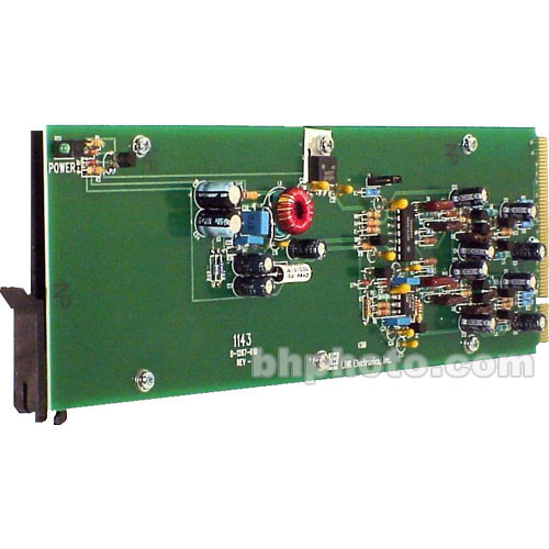 Link Electronics 11431011 1x8 Analog Pulse Distribution Amplifier
