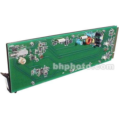Link Electronics 11521011 1x8 Video Distribution Amplifier - Composite, Rack Frame Configuration, Level Control, Selectable Coupling