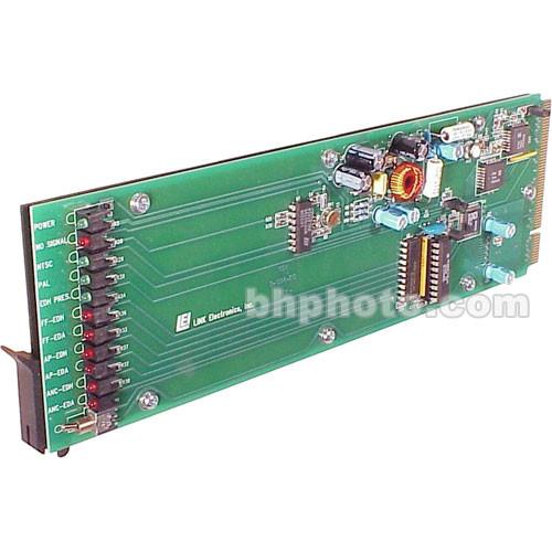 Link Electronics 11541026 1x8 SDI EDH Distribution Amplifier