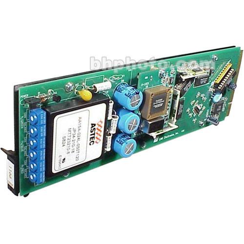 Link Electronics 11661066 YUV Analog Video to SDI Converter