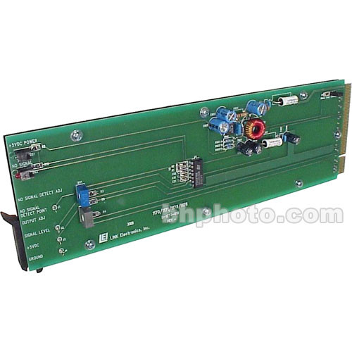 Link Electronics 11711071 1x8 SDI Distribution Amplifier