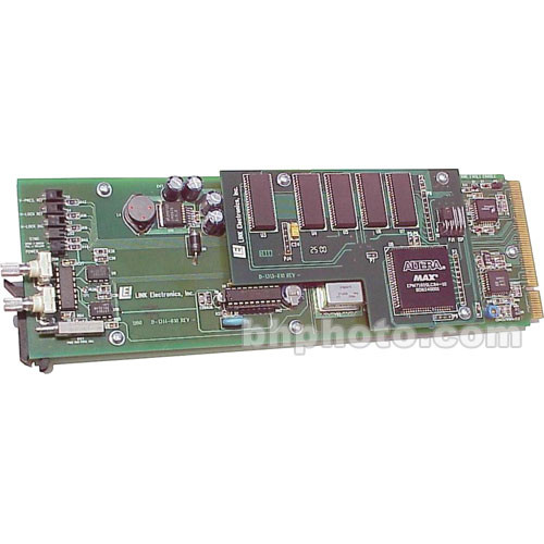 Link Electronics 11901090 SDI Frame Synchronizer
