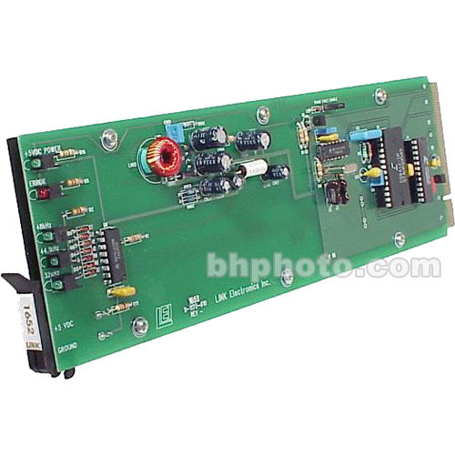 Link Electronics 16521016 1x8 Digital Audio Distribution Amplifier