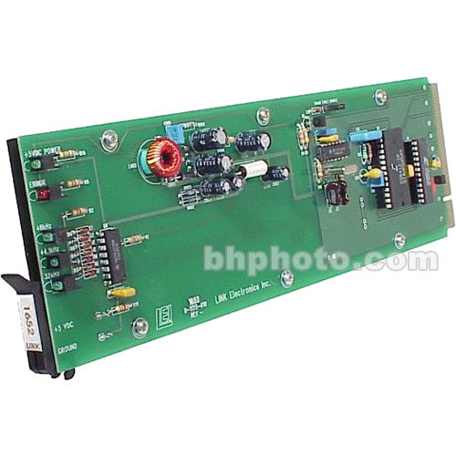 Link Electronics 16521054 1x8 Digital Audio Distribution Amplifier
